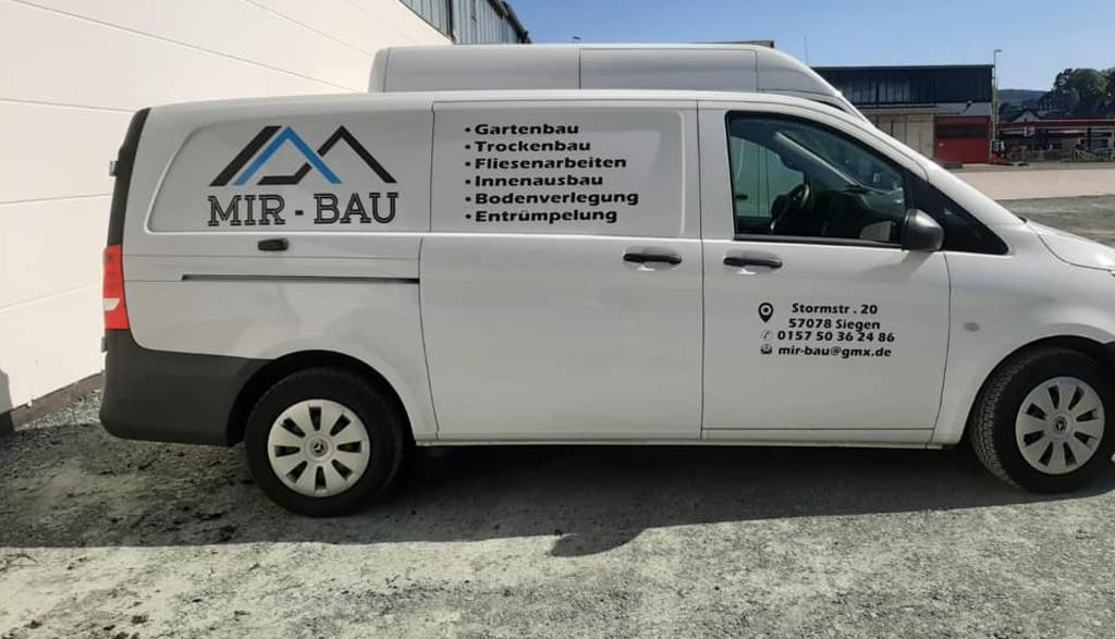 MIR-BAU Hausmeisterservice